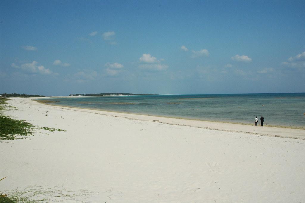 久米島・イーフビーチ