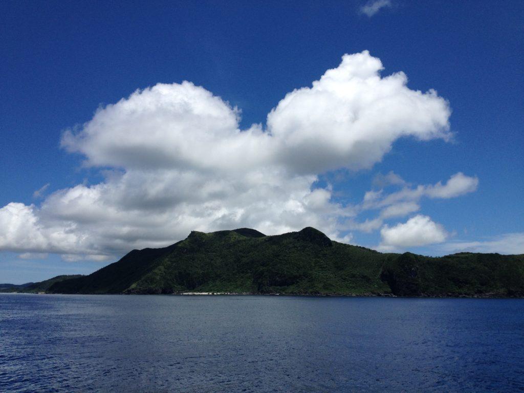 久米島外観